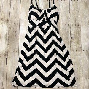 Cute chevron Dress!